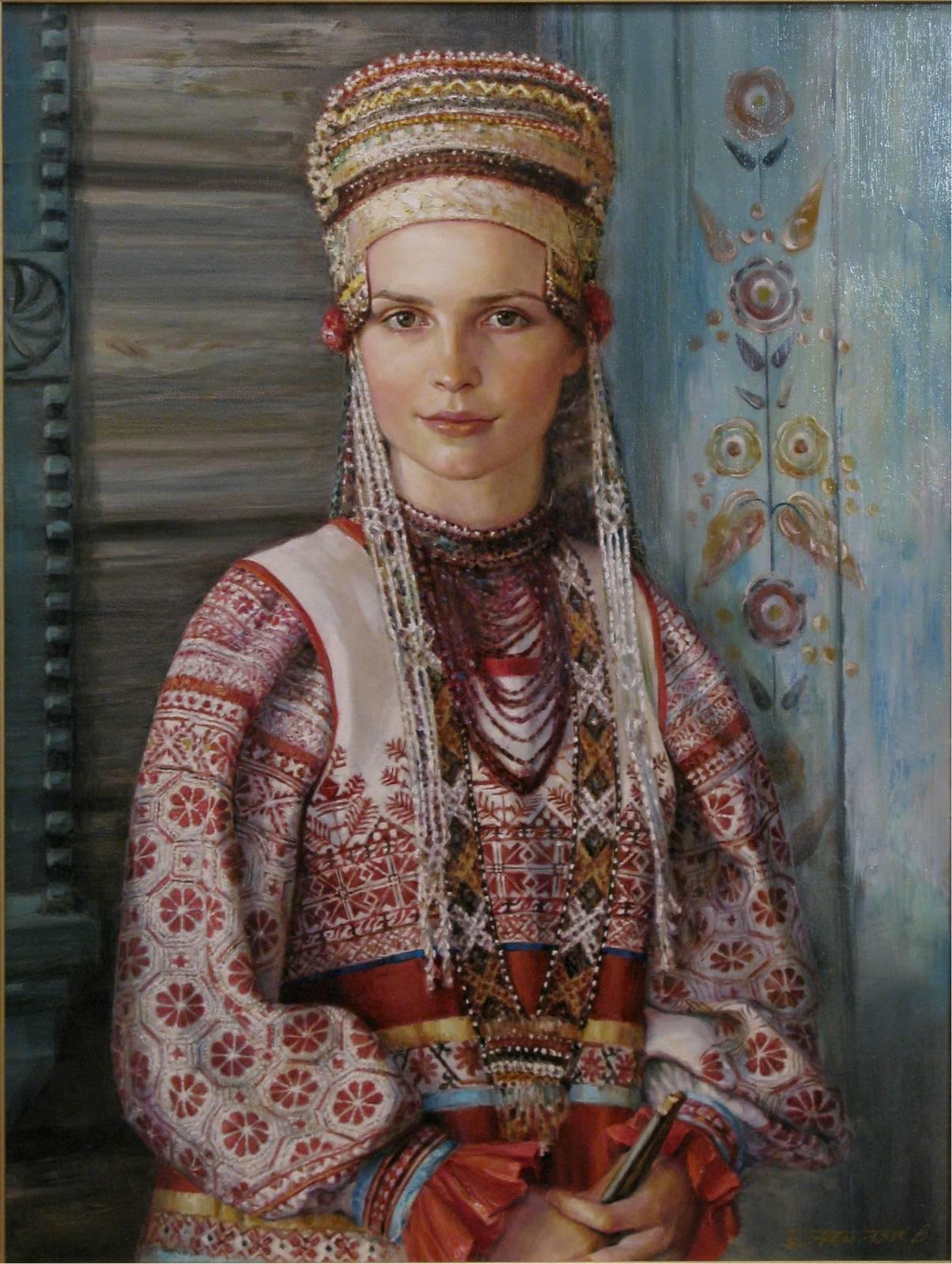 Русские красавицы картинки, лет рождения доброе