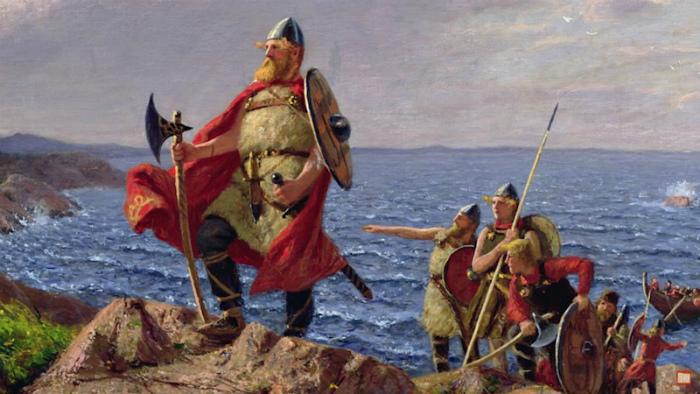 Согласно сагам, викинги предприняли три попытки колонизировать американские берега.